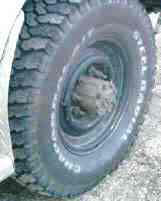 full floating axle